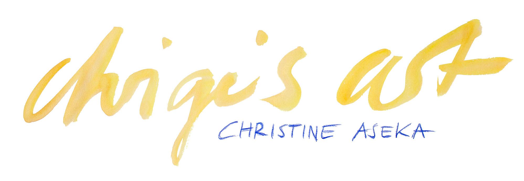 Christine Aseka